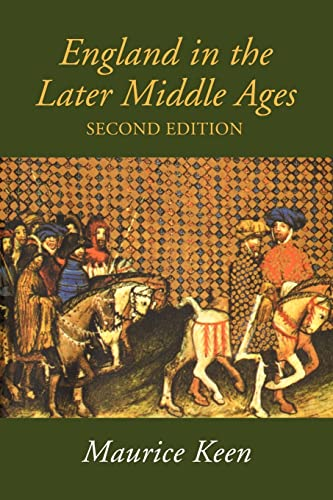9780415272933: England in the Later Middle Ages 2nd Edition