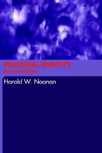 9780415273152: Personal Identity