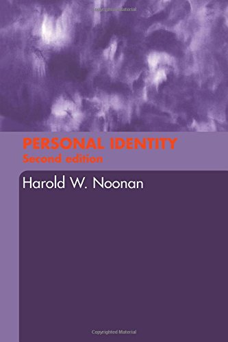 9780415273169: Personal Identity