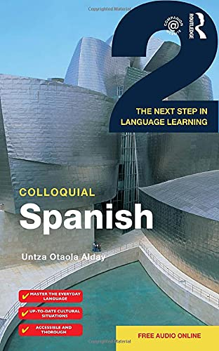 9780415273374: Colloquial Spanish 2: The Next Step in Language Learning (Colloquial Series)