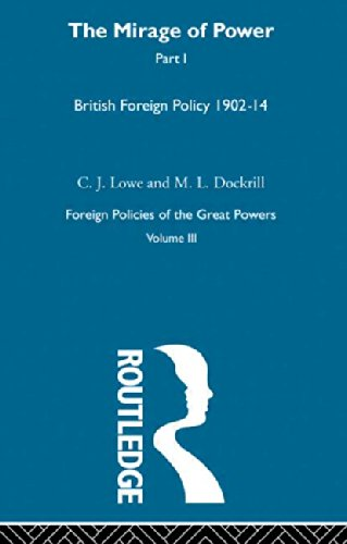 Foreign Policies of the Great Powers. Volume: C. J. Lowe