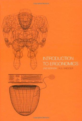 9780415273770: Introduction to Ergonomics, Second Edition