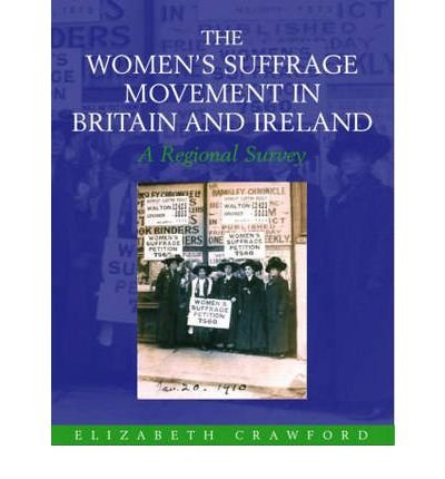 9780415273855: The Womens Suffrage Movement in Britain and Ireland (Women's and Gender History)