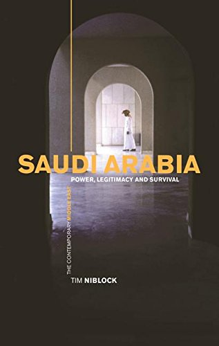 9780415274197: Saudi Arabia: Power, Legitimacy and Survival (The Contemporary Middle East)