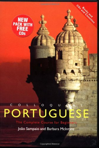 9780415274432: Colloquial Portuguese: The Complete Course for Beginners