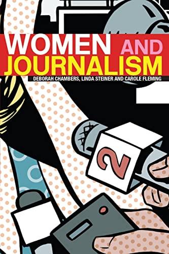 9780415274456: Women and Journalism