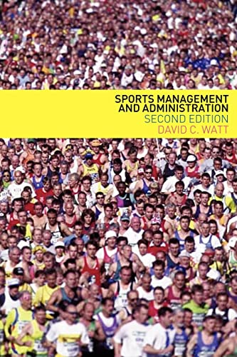 9780415274579: Sports Management and Administration