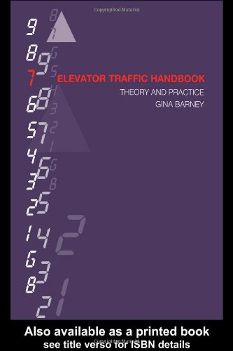 9780415274760: Elevator Traffic Handbook: Theory and Practice