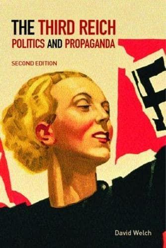 9780415275071: The Third Reich: Politics and Propaganda