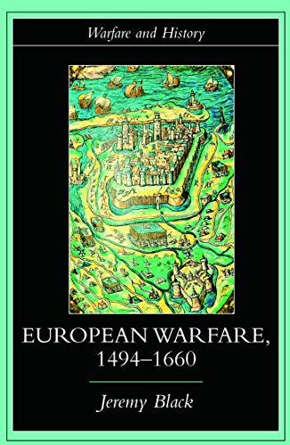 9780415275323: European Warfare, 1494-1660 (Warfare and History)