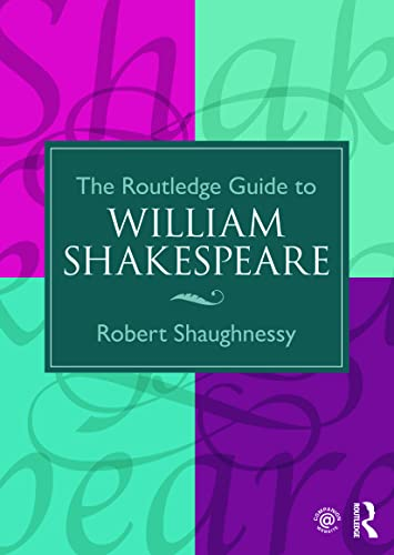 9780415275408: The Routledge Guide to William Shakespeare (Routledge Guides to Literature)