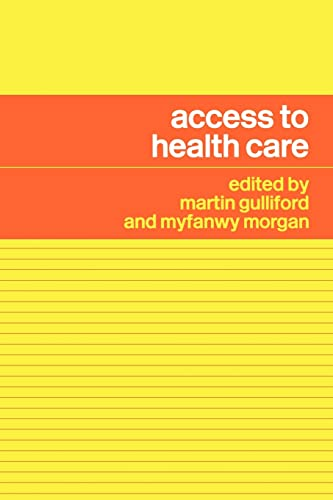 9780415275460: Access to Health Care