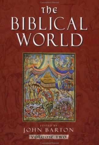 9780415275743: The Biblical World: Vol 2