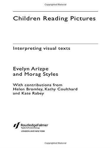 9780415275767: Children Reading Pictures: Interpreting Visual Texts