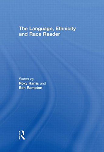 9780415276016: The Language, Ethnicity and Race Reader