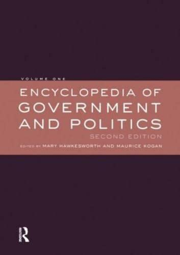 9780415276238: Encyclopedia of Government and Politics