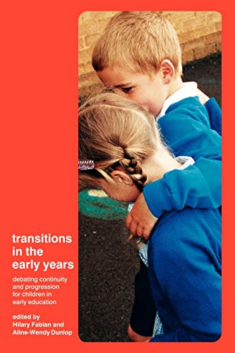 Transitions in the Early Years: Debating Continuity