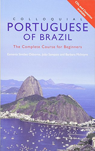 9780415276795: Colloquial Portuguese of Brazil: The Complete Course for Beginners (Colloquial Series)