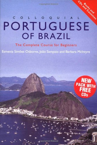 9780415276818: Colloquial Portuguese of Brazil (Colloquial Series)