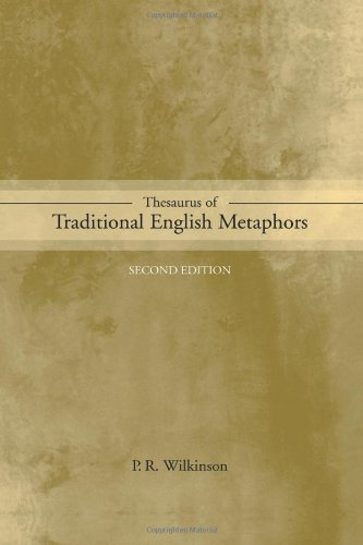 9780415276856: Thesaurus of Traditional English Metaphors