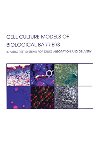 9780415277242: Cell Culture Models of Biological Barriers: In vitro Test Systems for Drug Absorption and Delivery
