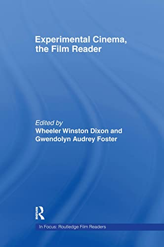 9780415277860: Experimental Cinema, The Film Reader (In Focus: Routledge Film Readers)