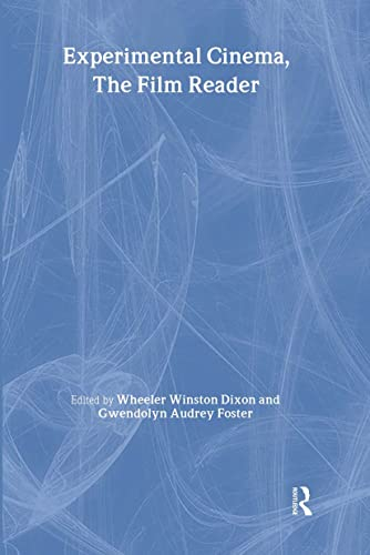 9780415277877: Experimental Cinema, The Film Reader (In Focus: Routledge Film Readers)