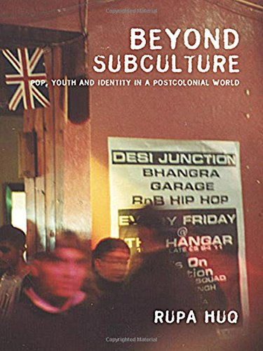 9780415278140: Beyond Subculture: Pop, Youth and Identity in a Postcolonial World
