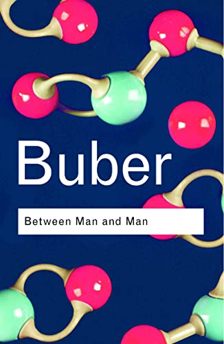 9780415278270: Between Man and Man (Routledge Classics) (Volume 8)
