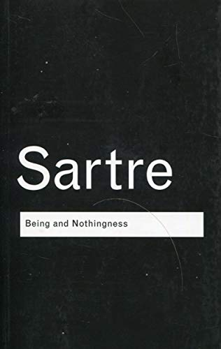 9780415278485: Being and Nothingness: An Essay on Phenomenological Ontology (Routledge Classics) (Volume 7)