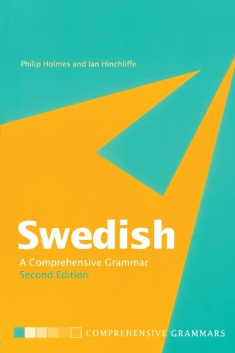 9780415278843: Swedish: A Comprehensive Grammar (Routledge Comprehensive Grammars)
