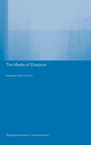 9780415279307: The Media of Diaspora (Routledge Research in Transnationalism)