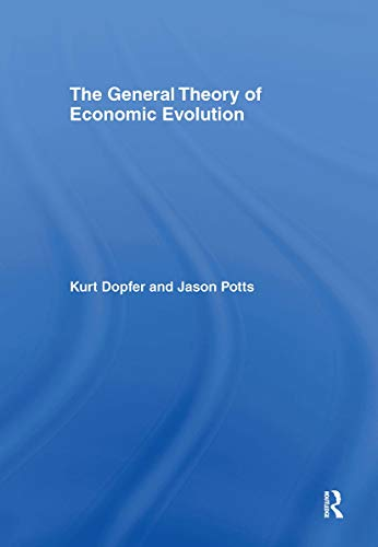 9780415279420: The General Theory of Economic Evolution