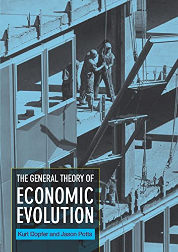 9780415279437: The General Theory of Economic Evolution