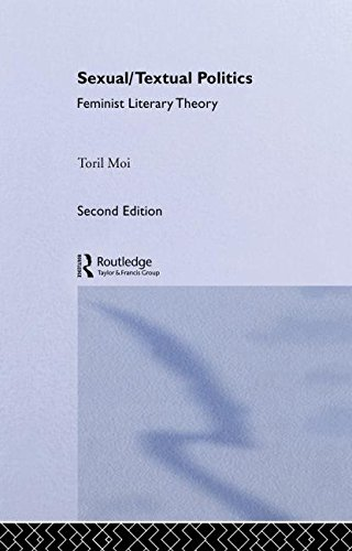 9780415280112: New Accents: Sexual/Textual Politics: Feminist Literary Theory