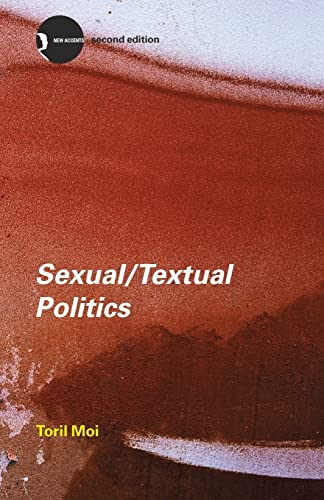 9780415280129: Sexual/Textual Politics: Feminist Literary Theory (New Accents)