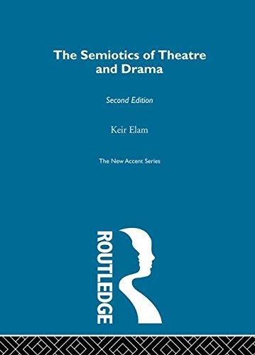 9780415280174: The Semiotics of Theatre and Drama (New Accents) (Volume 37)