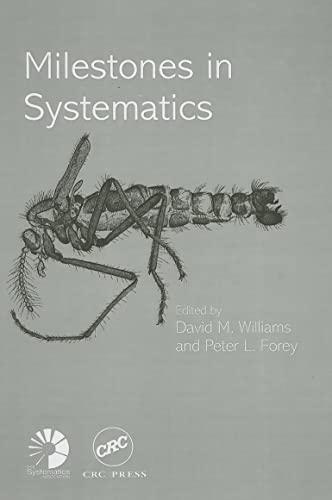 9780415280327: Milestones in Systematics (SYSTEMATICS ASSOCIATION SPECIAL VOLUME)