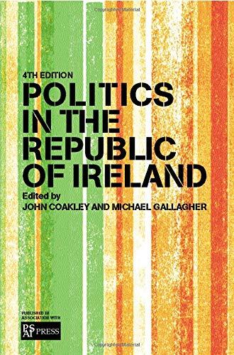 9780415280662: Politics in the Republic of Ireland