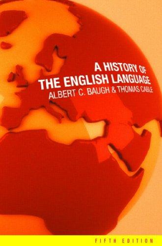9780415280983: A History of the English Language