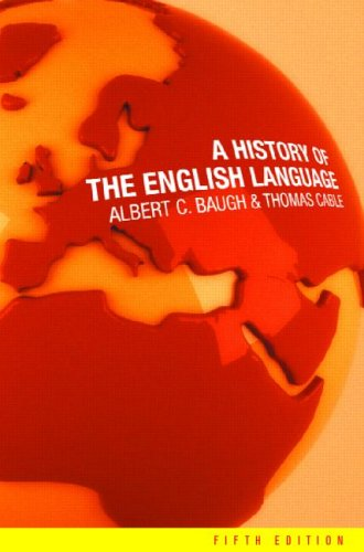 9780415280983: A History of the English Language