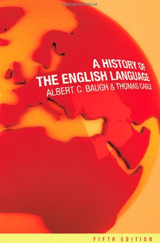 9780415280990: A History of the English Language