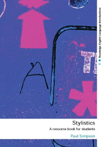 9780415281058: Stylistics: A Resource Book for Students (Routledge English Language Introductions)