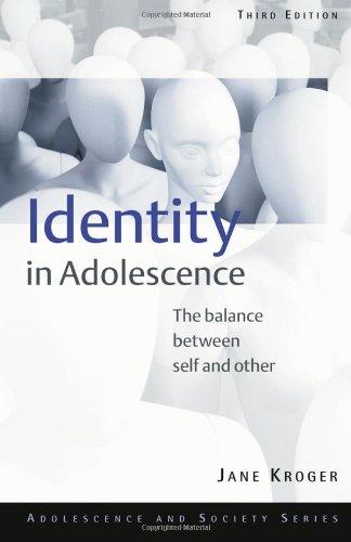 9780415281065: Identity In Adolescence (Adolescence and Society)