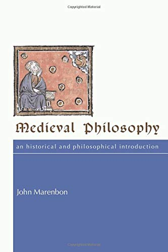 9780415281133: Medieval Philosophy: An Historical and Philosophical Introduction