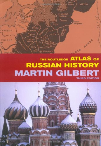 9780415281195: The Routledge Atlas of Russian History (Routledge Historical Atlases)