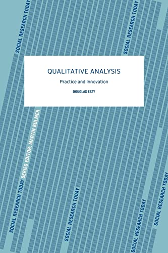 9780415281270: Qualitative Analysis (Social Research Today)