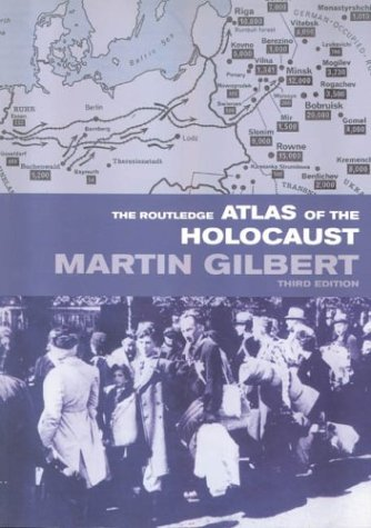 9780415281454: The Routledge Atlas of the Holocaust: The Complete History (Routledge Historical Atlases)