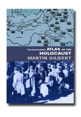 9780415281461: The Routledge Atlas of the Holocaust (Routledge Historical Atlases)