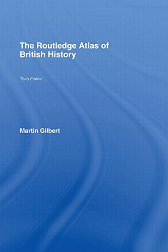 9780415281478: The Routledge Atlas of British History (Routledge Historical Atlases)